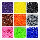 1000pcs New Beads MINI 5mm for GREAT Kids Fun Craft 13 Single Color Vogue W