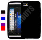 Soft Silicone Case Skin Cover Protector for Blackberry Z10 UK