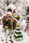 Christmas Fairy Garden Santa Gnomes 4 styles New by Ganz Elves