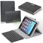Universal Bluetooth Keyboard Case Cover For 7 8 7.9 inch Tablet PU Leather