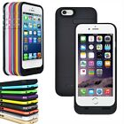 Portable Charger Case External Power Pack Backup Battery for iPhone 5 5s 4 4s UK