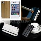 Electronic USB Rechargeable Cigarette Lighter Protective Case for iPhone 4/4S