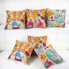16.5'' Sofa Room Decor Throw Pillow Case High Heel Animal Pattern Cushion Cover