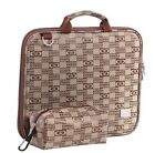 1PC Fashion Luxury Pattern Laptop Computer Bag Men Handbag Notebook Carry Case