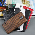 Battery Back Door Replacement Crocodile Grain Case For Samsung Galaxy S5 Cover