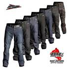 RST Mens Aramid Reinforced Denim Motorcycle Trousers Jeans Ce Armour - All Sizes