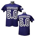 """""""Mustang 5.0""""  Jersey Style T-Shirt - Unisex Shirt with FREE SHIPPING!"""