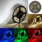 5M 3528 SMD Non-waterproof Flexible LED Strip Lights 300leds Single Color 12V DC