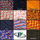 American Pride - US Military 550 Paracord Parachute Cord True Mil Spec Type III