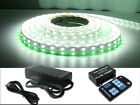 5M 5050SMD 480leds RGBW(RGB+White) LED Light Strip+ Control +24V 5A Power Supply