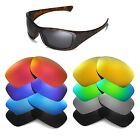 Walleva Replacement Lenses for Oakley Hijinx Sunglasses - Multiple Options