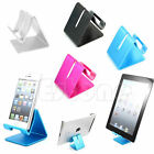 New Universal Cell Phone Desk Holder Stand For Tablet Mini Samsung iPhone 6 5s