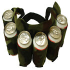 Picnic Travel Outdoor Barbeque Grill Party Beer Wine Portable Waist Belt Holder