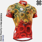 FIXGEAR CS-402 Men Short sleeve Cycling Jersey Road Bike Shirt bicycle MTB wear