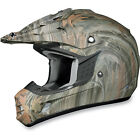 AFX FX-17 Helmet Multi-Camo Off road helmet sizes Small thru 2XL