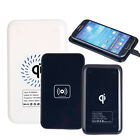 QI Wireless Charging Pad + Adapter for Samsung Galaxy S6 Google Nexus 4 5