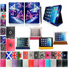 New PU Leather Folding Stand Case Cover For Apple Ipad / Air / Mini+ Free Stylus