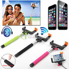 Wireless Bluetooth Self Portrait Extendable Monopod for iPhone 6 Plus 4.7 5.5""