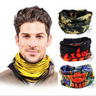 Bicycle biker Ski Skull skeleton Mask Ghost Scarf Neck Warmer MultiDesigns
