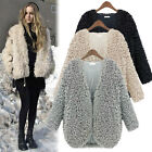 S M L XL UK Size 10 12 14 16  Lady 3 Color Short Coat Jacket Parka Warm Outwear