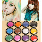 Hot Fashion Non-toxic Temporary Hair Chalk Dye Soft Pastels Salon Tools Kit