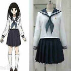 Hyouka Chitanda Eru School Uniform Dress Cosplay Costume New