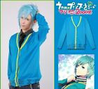 Anime / UTA NO PRINCE SAMA Cosplay Knit Sweater clothes blue Cardigan ★★36