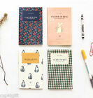 Stitch Notebook [S] Drawing Book Journal Word Study Scrap Sketch Travel Note
