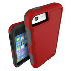 NEW ZAGG Arsenal Rugged iPhone 5C Case +invisibleSHIELD Extreme Screen Protector