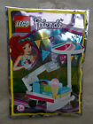 NEW GIRLS LEGO FRIENDS FOIL PACK MINI SET POLY BAG. NO MINIFIGS...