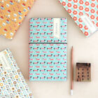 2015 Folding Diary Nordic Pattern [L] Planner Journal Scheduler Agenda Organizer