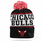 MITCHELL NESS AND BEANIE BERRETTO INVERNALE CAPPELLO CHICAGO BULLS KINGS NETS