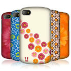HEAD CASE DESIGNS DAISY PATTERNS HARD BACK CASE FOR BLACKBERRY Q10
