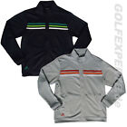 ADIDAS GOLF KINDER JACKE SCHWARZ GRAU GÖßE M MEDIUM TRAININGSJACKE UNISEX