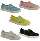 NEW WOMENS LADIES GIRLS FLAT SLIP ON SUMMER FASHION FLATFORMS PUMPS SHOES SIZE