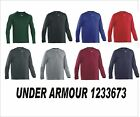 Under Armour UA Mens Longsleeve Locker Tee 1233673 Multiple Colors and Sizes
