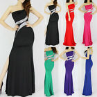 FREE P&P Mermaid Sexy Masquerade Ball Gowns Evening Prom party Long Maxi Dresses