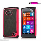 32nd Dual-Layer Shockproof Case Cover Microsoft & Nokia Lumia Phones