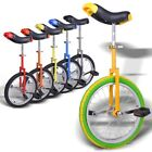 "18"" Wheel Unicycle 1.75"" Skidproof Butyl Mountain Tire Cycling Balance Exercise"