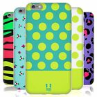HEAD CASE NAIL ART SILICONE GEL CASE FOR APPLE iPHONE 6 PLUS 5.5