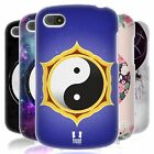 HEAD CASE YIN AND YANG COLLECTION SILICONE GEL CASE FOR BLACKBERRY Q10
