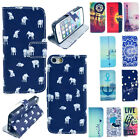 New Flip Magnetic Leather Wallet Case Cover for Smartphone LG HTC Nokia Motorola