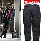 Mens Makita Trousers Cargo Multi Pocket DXT Knee Pad Work Pant All Sizes REDUCED
