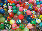MULTI COLOUR KIDS CHILDREN BOUNCY JET BALLS BIRTHDAY PARTY LOOT BAG FILLERS
