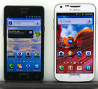 Samsung Galaxy S2 AT&T T-Mobile I727 T989 White Black Android LIB