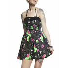 Hell Bunny I Heart Zombies Rare Sold Out Mini Zombie Party Prom Dress