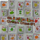 Sizzix Provo Craft Ellison Scrapbooking Green Die Cuts Crafts Your Choice #1