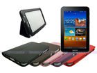 Leather Case Folding Cover Stand for Samsung Galaxy Tab 7.0 Plus P6210