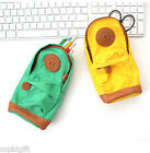 Backpack Pencase Pen Pencil Case Pouch Holder Storage Organizer School Office
