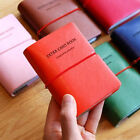 Extra Card Book Credit Business Name Card Case Holder Pocket Wallet Cute Storage
